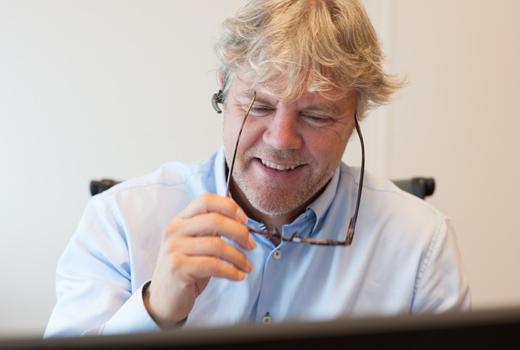 Sjefen sjøl <br> Rune Djuvsland