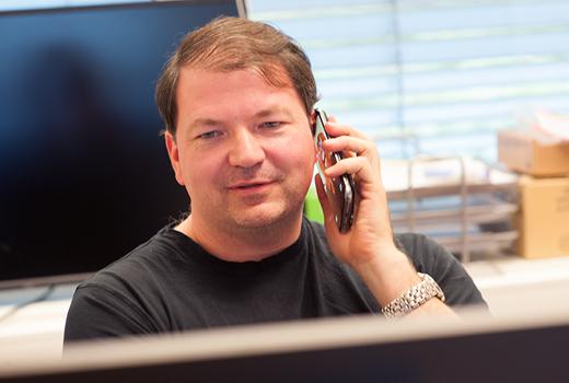 Tekniker og orakel <br> Torbjørn Kvande