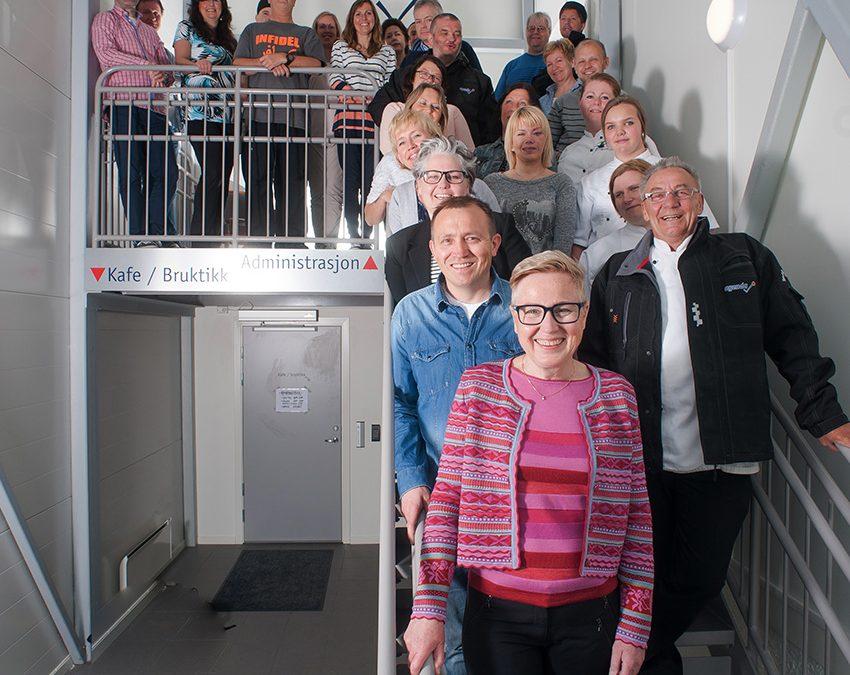 Samfunnsbygger med suksess i Narvik