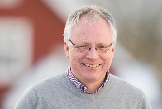 Systemkonsulent og kjernekar  Arild Kjølseth