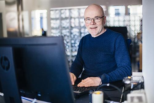 Svein Egil Opdal <br> Teknisk konsulent