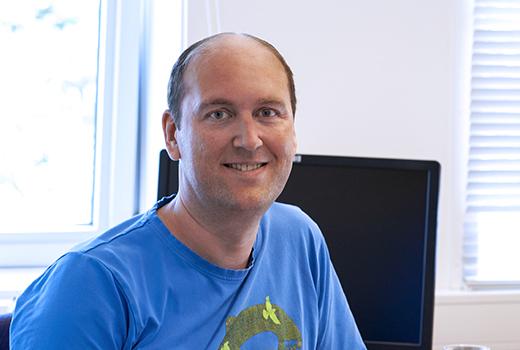 Teknisk geni og friluftsmann  Thomas Saltkjelvik