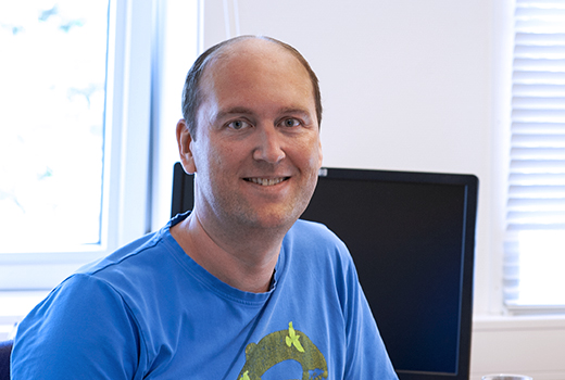 Teknisk geni og friluftsmann <br> Thomas Saltkjelvik
