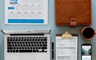 Vær forberedt på 2019 med vår kalender