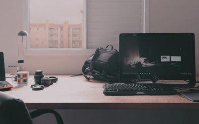 Ergonomi for bedre produktivitet hjemmefra