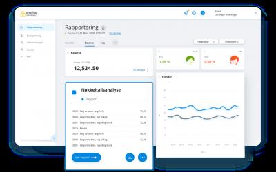 OneStop reporting  – spar tid på rapportering og budsjettering